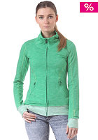 BENCH Womens Jackee Sweatjacket bright green