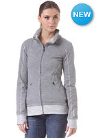 BENCH Womens Jackee Sweatjacket monument