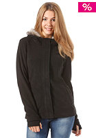 BENCH Womens Jaffy Fleece black