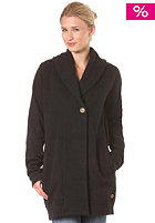 BENCH Womens Jalon Sweat Jacket black