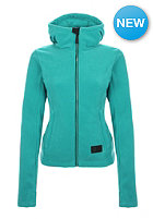 BENCH Womens Joni Hooded Jacket dynasty green