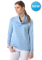 BENCH Womens Julio Sweatshirt azure blue marl