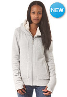 BENCH Womens Kadgi II Hooded Zip Sweat grey marl