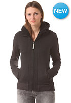 BENCH Womens Kadgi II Hooded Zip Sweat jet black