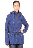 BENCH Womens Keyes  Jacket blue depths