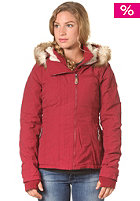 BENCH Womens Kidder II Jacket tibetan red