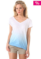 BENCH Womens Kinetic S/S T-Shirt azure blue