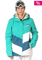 BENCH Womens Kruiser Jacket dynasty green