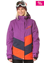 BENCH Womens Kruiser Jacket purple magic
