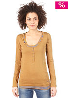 BENCH Womens Kurri Longsleeve dull gold