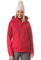 BENCH Womens Lamb Jacket cerise