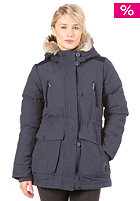 BENCH Womens Lang Jacket total eclipse