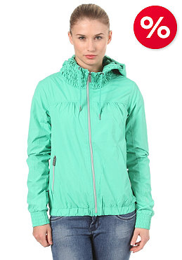 BENCH Womens Lennon Jacket gumdrop green