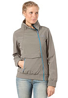 BENCH Womens Little Lever Jacket gunmetal