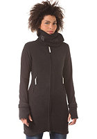 BENCH Womens Long Funnel Neck jet black