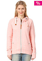 BENCH Womens Longay Hooded Jacket georgia peach