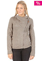 BENCH Womens Mallambo Woolsweat wolf marl 