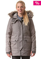 BENCH Womens Mamouth Jacket smoked pearl