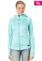 BENCH Womens Maning Sweat Jacket pool blue