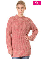 BENCH Womens Maso Knit Sweat raspberry