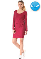 BENCH Womens Mija Dress beet red
