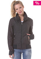 BENCH Womens Militaristic Jacket jet black
