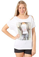 BENCH Womens Millis S/S T-Shirt bright white