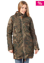 BENCH Womens Mister B Jacket canteen
