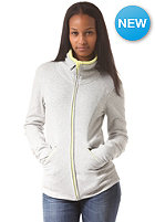 BENCH Womens Mountain Cluster Zip Sweat grey marl