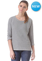 BENCH Womens Nam Banana Sweat grey marl