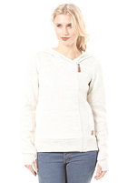 BENCH Womens New Flowerpot Cardigan sleet marl