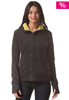 BENCH Womens Nineholeboss Hooded Zip Sweat nine iron