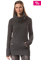 BENCH Womens Oatlands II Sweatshirt anthracite marl