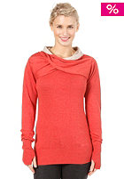 BENCH Womens Octoberist Woolsweat toffee apple marl
