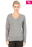 BENCH Womens Ondorino Woolsweat stormcloud marl