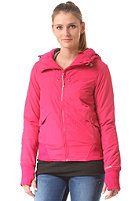 BENCH Womens One Timer Jacket cerise