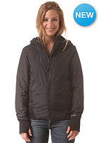 BENCH Womens One Timer Jacket jet black