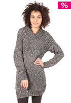 BENCH Womens Oversmith Dress dark grey marl