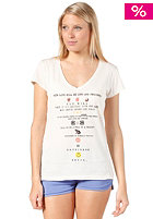 BENCH Womens Panthala S/S T-Shirt pristine