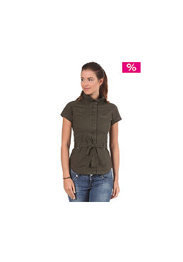 BENCH Womens Paving D Shirt black ink