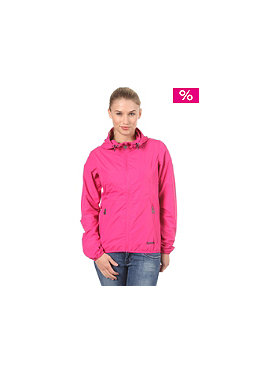 BENCH Womens Peggy Pack Jacket fuchsia purple