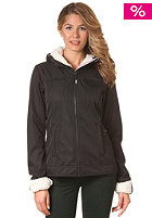 BENCH Womens Phender Jacket black ink