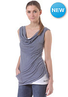 BENCH Womens Playtimed Top folkstone gray