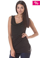 BENCH Womens Playtimed Top jet black