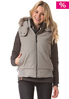 BENCH Womens Pushbroom Vest griffin