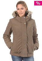 BENCH Womens Raslo Jacket canteen