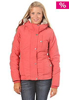 BENCH Womens Raslo Jacket mineral red