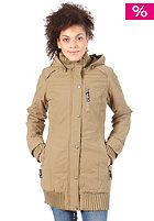 BENCH Womens Razzer C Jacket lead grey