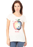 BENCH Womens Rigmorolled S/S T-Shirt pristine