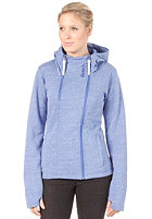 BENCH Womens Sandray Sweat Jacket amparo blue